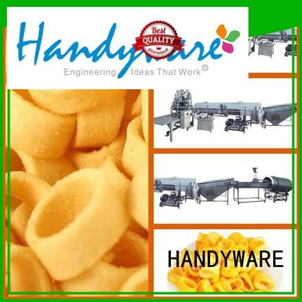 potato production ringstickflat HANDYWARE Brand potato chips machine for sale