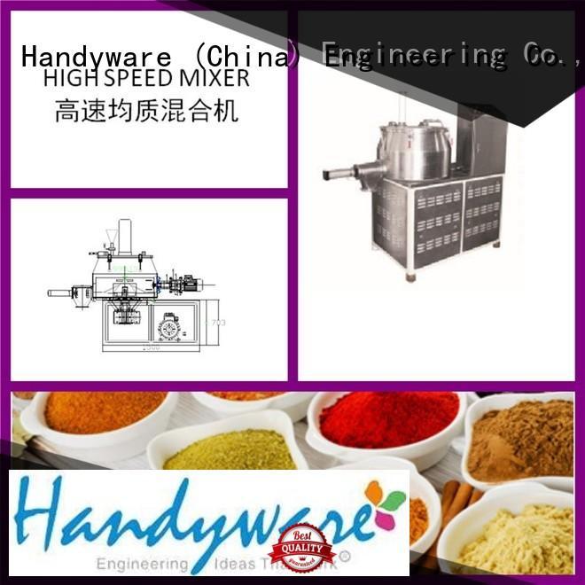 HANDYWARE high efficiency powder mixer machine supplier for sale