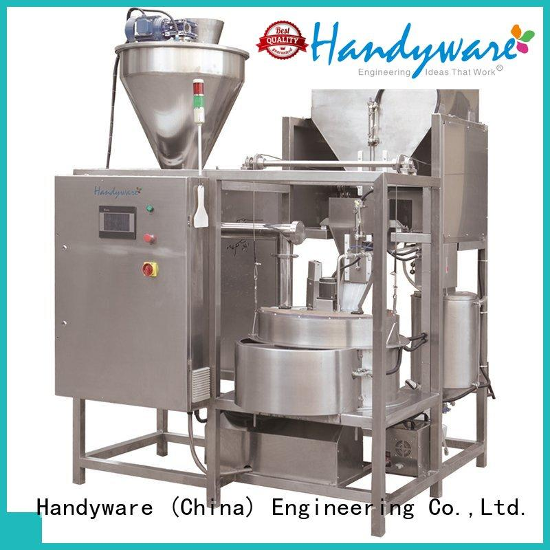HANDYWARE low cost peanut coating machine manufacturer for factory