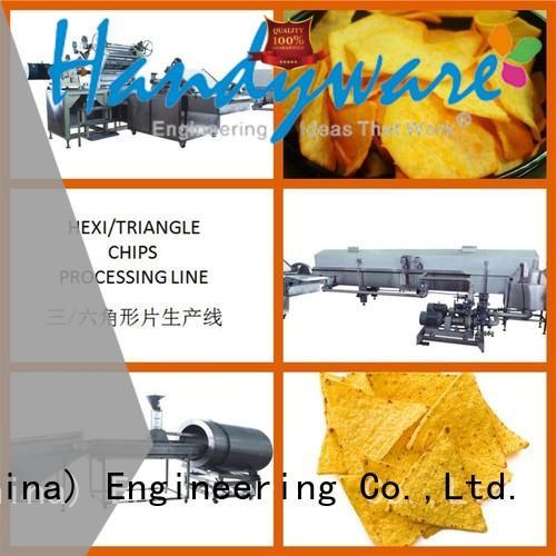 HANDYWARE chips corn tortilla machine for sale manufacturer for dealer