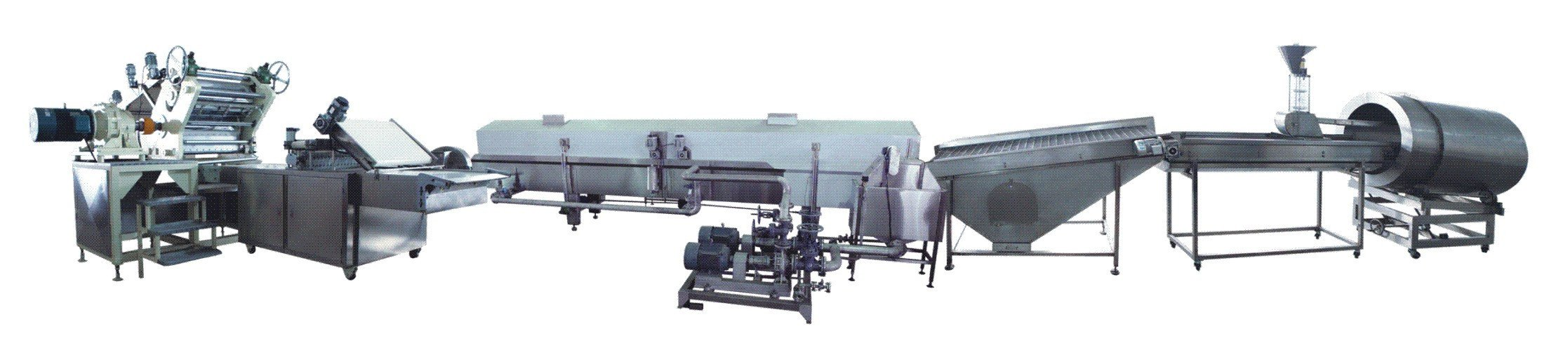 HANDYWARE potato corn tortilla maker machine manufacturer for trader-5