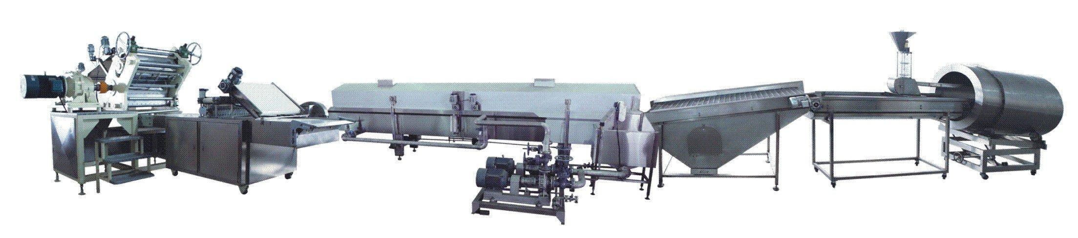 HANDYWARE chips corn tortilla machine for sale manufacturer for dealer-10