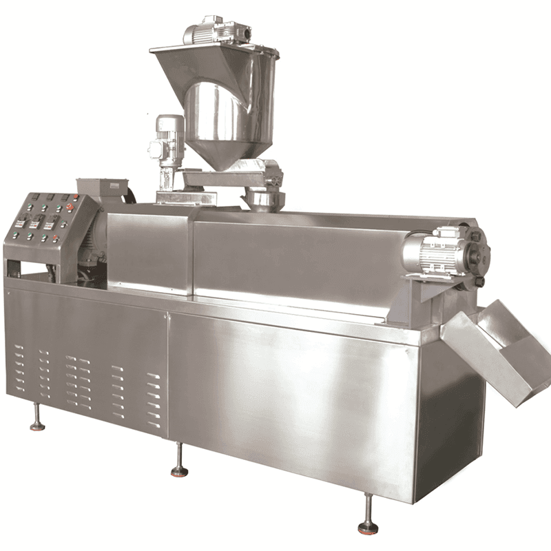 Direct Puffed Chips Baking Line