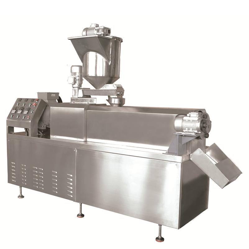 HANDYWARE Puffed Food Making Machine Twin Screw Extruder Snacks Extruders image1