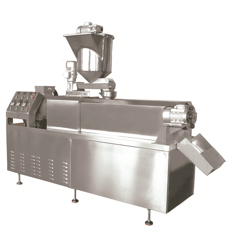 Puffed Food Making Machine Twin Screw Extruder