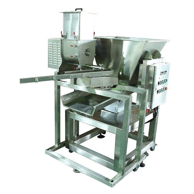 Seasoning Application System for Salt, Seasoning Powder