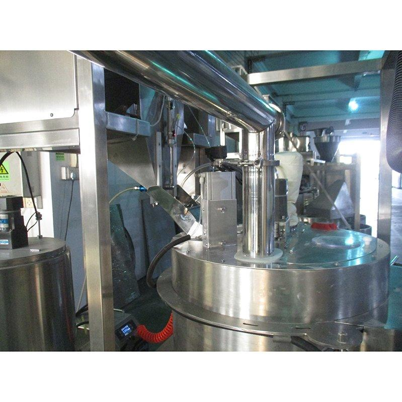 Automatic Coating System for Peanuts, Seeds & Beans