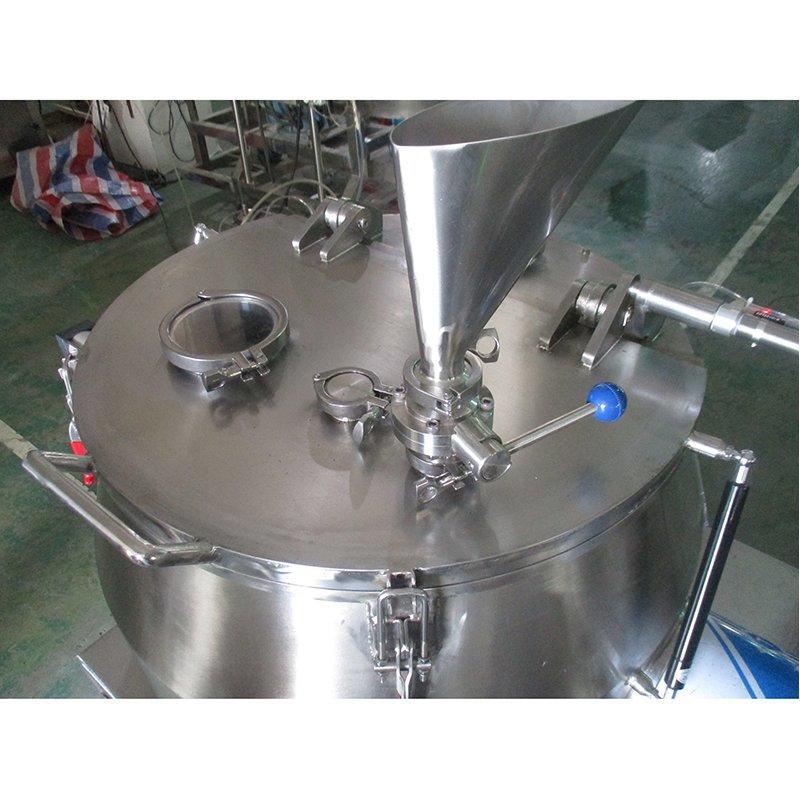 High Efficiency High Speed Homogeneous Mixer