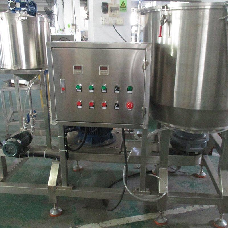 High Load Flour Dough Mixer