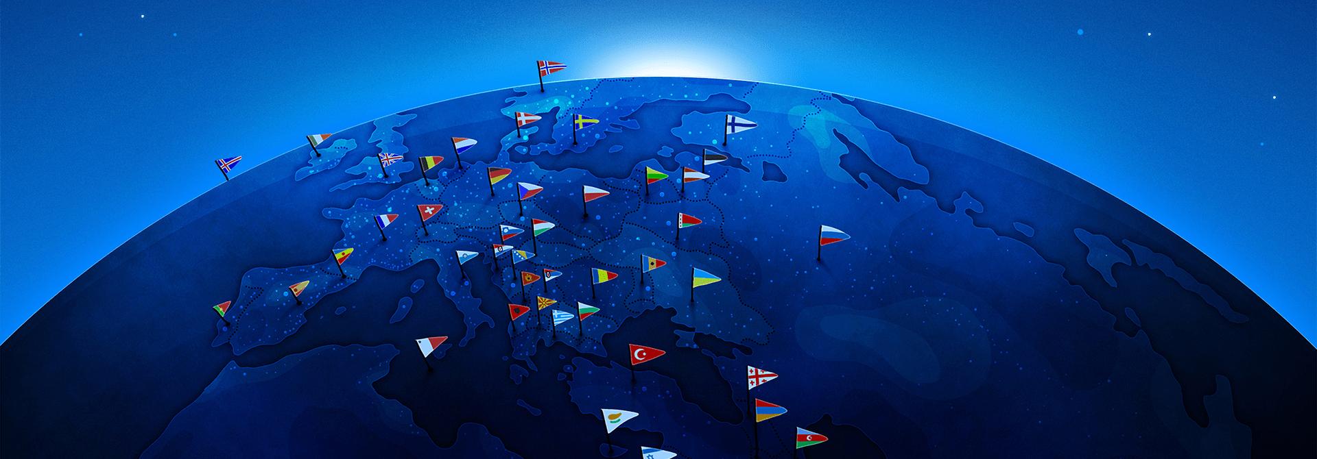 Флаги земного шара их страны фото