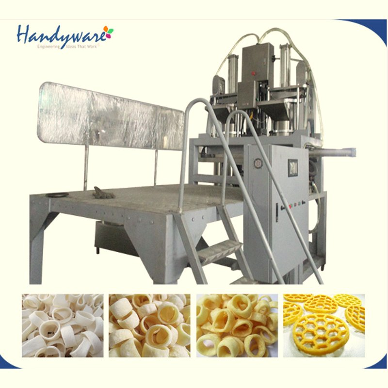 HANDYWARE Food Processing Machinery Hydraulic Extruder Machine Snacks Extruders image2