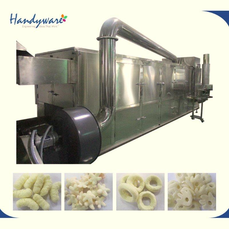 High Quality Dryers For Puffed Snack Food