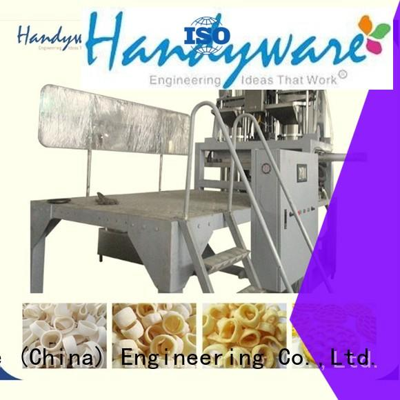 HANDYWARE strong packing double screw extruder supplier for business