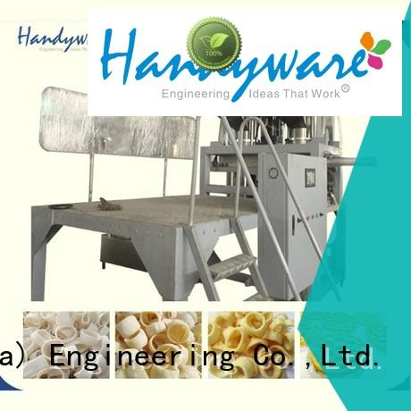 strong packing twin-screw extruder processing exporter for food industry