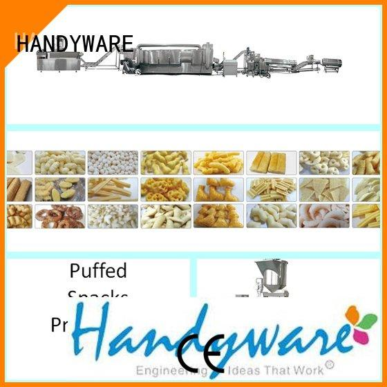 double screw extruder machine quality production HANDYWARE Brand