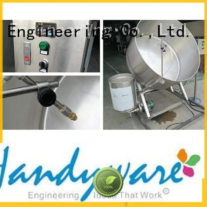 HANDYWARE low cost nut coating machine manufacturer for factory