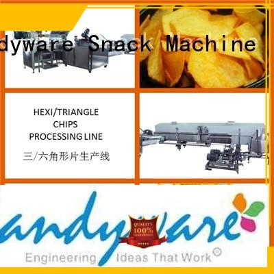 Wholesale potato automatic chips making machine HANDYWARE Brand