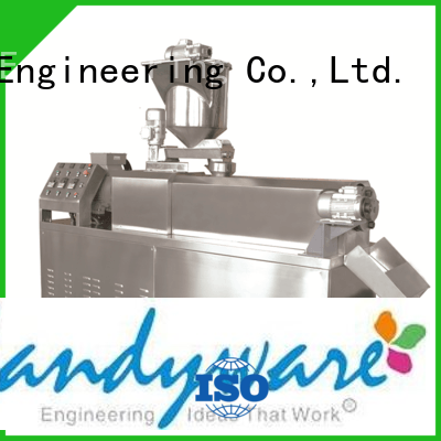 competitive pricing twin screw extruder baking manufacturer for chips
