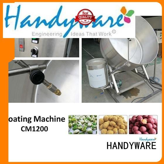 HANDYWARE Brand fast system nut coating machine manufacture