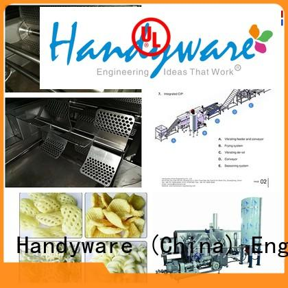 HANDYWARE stackable industrial fryer machine foreign trader for potato