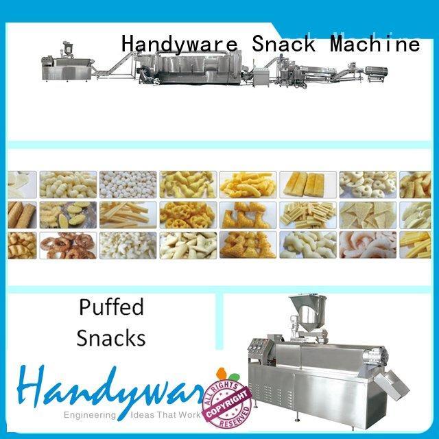 double screw extruder machine line HANDYWARE Brand twin screw extruder