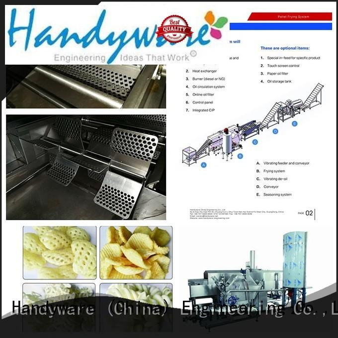 HANDYWARE easy to use large deep fat fryer foreign trader for potato