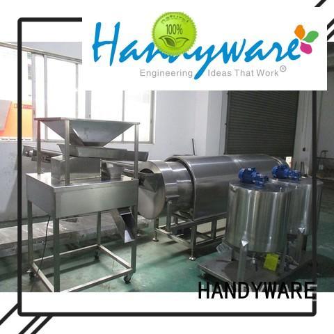 seasoning mixer machine quality competitive coating HANDYWARE Brand company