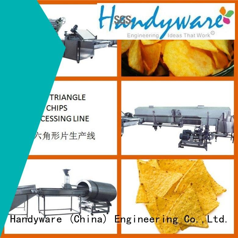 line processing tortilla machine for sale chips HANDYWARE company