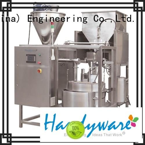 Quality HANDYWARE Brand nut coating equipment system