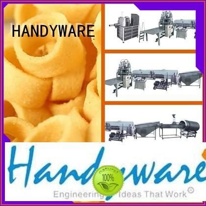 potato chips manufacturing machine line ringstickflat chip HANDYWARE Brand company