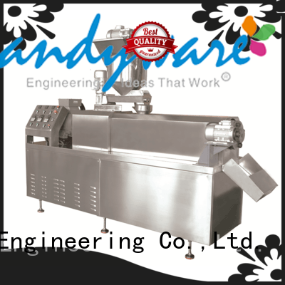 Good Quality Direct Puffed Chips Frying Production Line