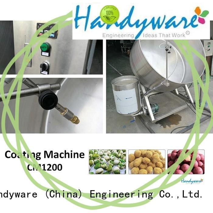 HANDYWARE coating nut coating equipment wholesale for factory