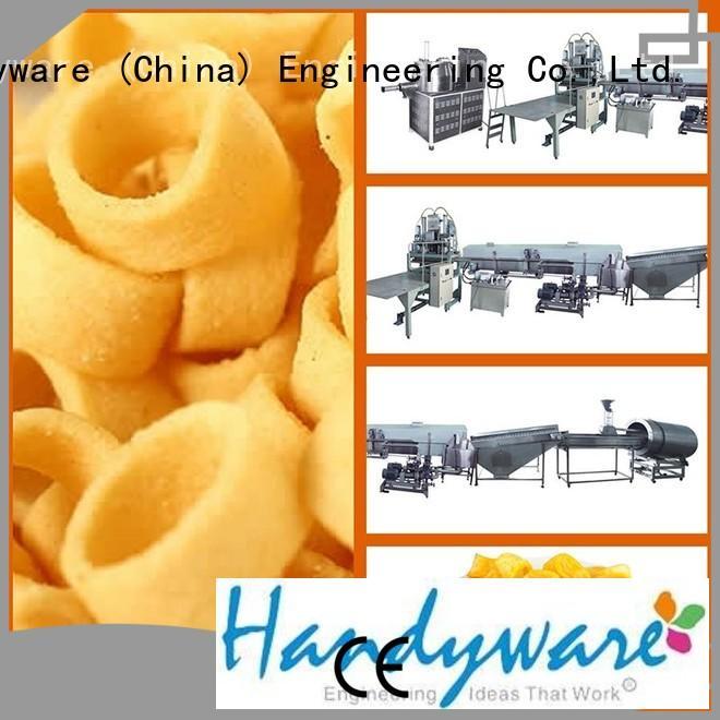 potato chips manufacturing machine production chip potato Warranty HANDYWARE