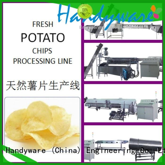 HANDYWARE automatic industrial fryer machine foreign trader for chips