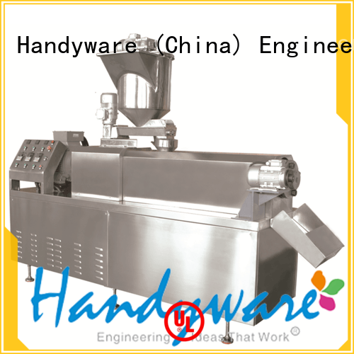 strong packing double screw extruder screw supplier for sale