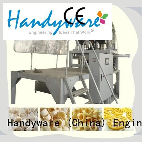 HANDYWARE sturdy construction double screw extruder overseas market for business