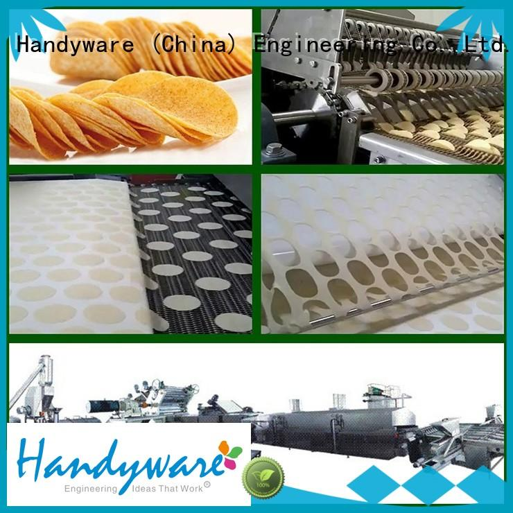 engineering industrial fryer manufacturer for chips HANDYWARE