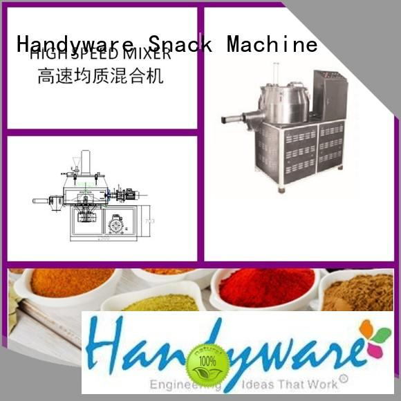 flour efficiency industrial powder mixer stainless sale HANDYWARE Brand