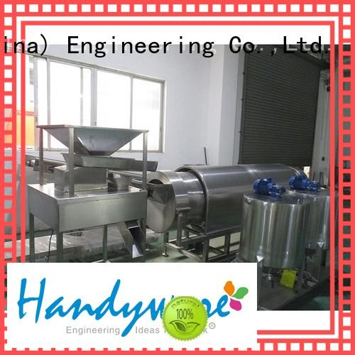 seasoning mixer machine spray system seasoning machine manufacture