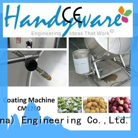 large production peanut coating machine semiauto wholesale for reseller