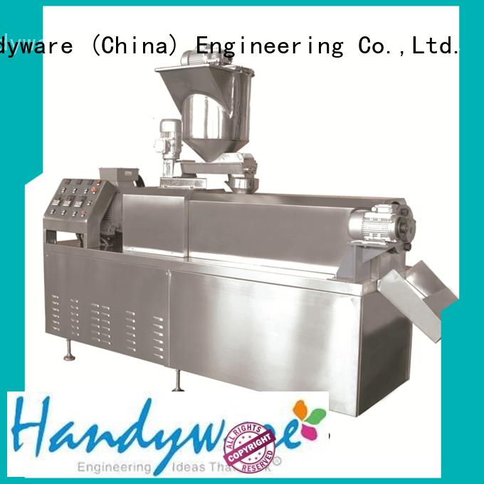 Wholesale line double screw extruder machine HANDYWARE Brand