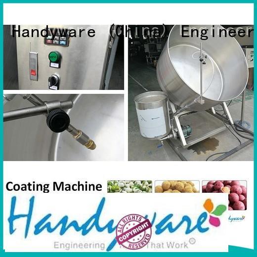 Wholesale system nut coating equipment HANDYWARE Brand