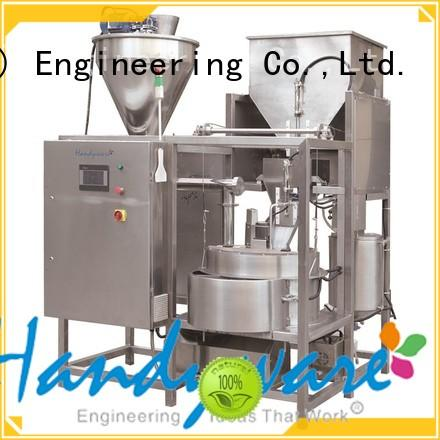large production peanut coating machine delivery wholesale for food