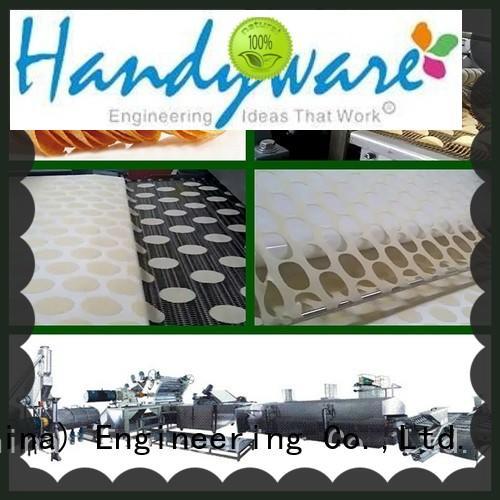 HANDYWARE competitive pricing industrial deep fryer manufacturer for food