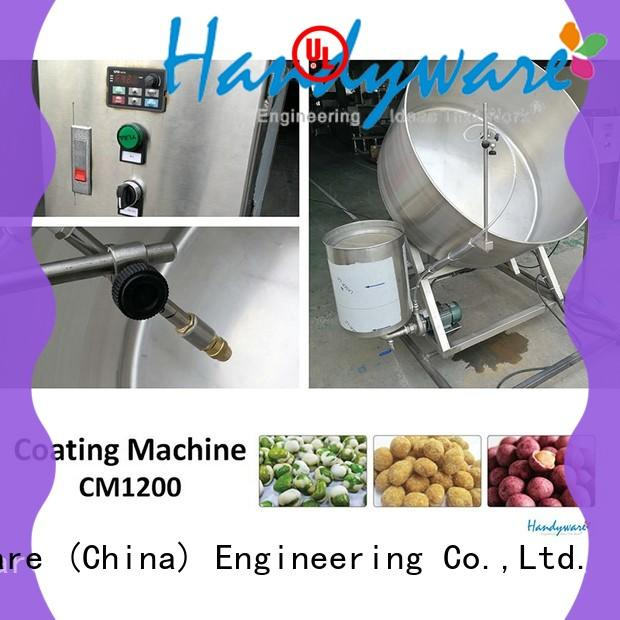HANDYWARE delivery coating machine manufacturer manufacturer for food