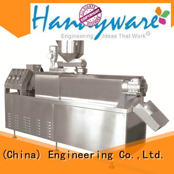 strong packing twin-screw extruder hydraulic supplier for business