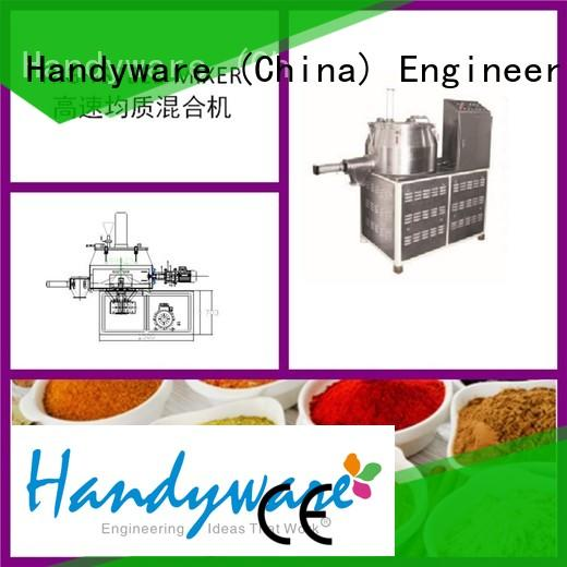 HANDYWARE high efficiency industrial mixer for sale provider for sale