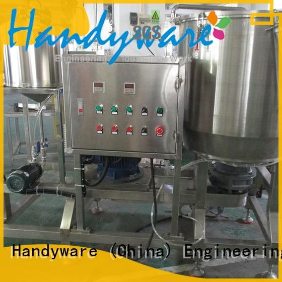 load industrial mixing machine supplier for snack food