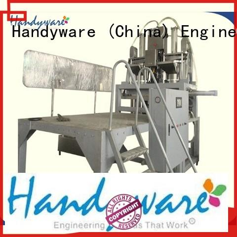 HANDYWARE strong packing twin-screw extruder exporter for food industry