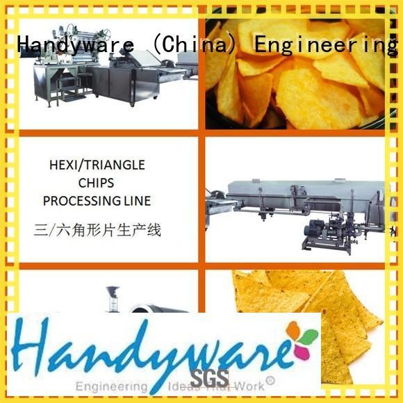 HANDYWARE unique design corn tortilla maker machine marketing for dealer
